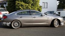 BMW 6-Series Gran Coupe by Alpina spy photo 24.07.2013