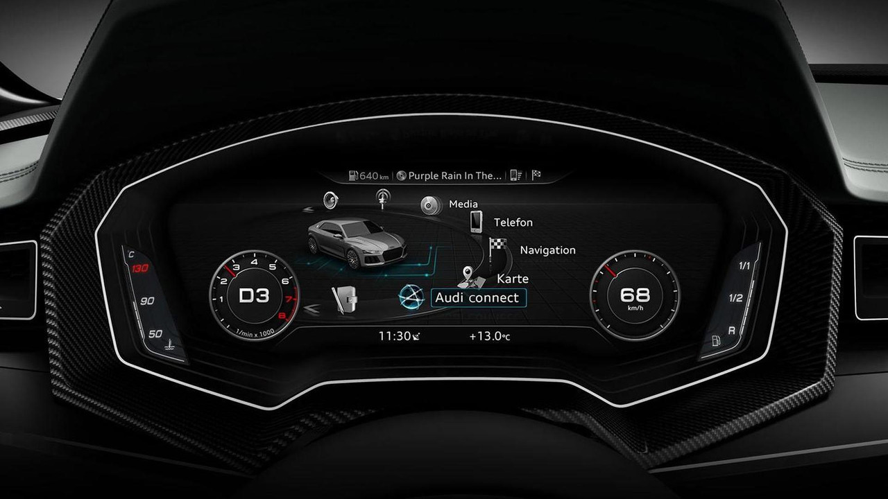 Audi A3 facelift coming next year with fully digital ...