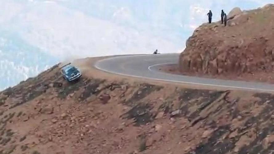 Pikes Peak crash