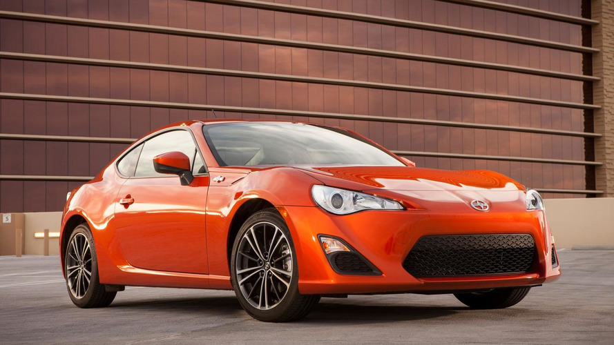 2013 Scion FR-S gets detailed