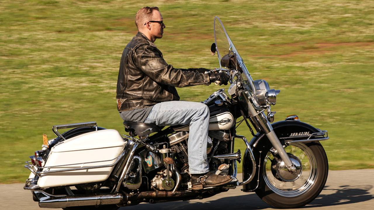 There is nothing like rolling on the throttle of a Harley-Davidson Big Twin.
