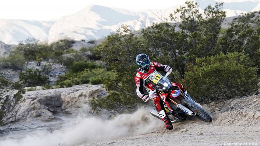 2017 Dakar Rally – Stage 3 Results