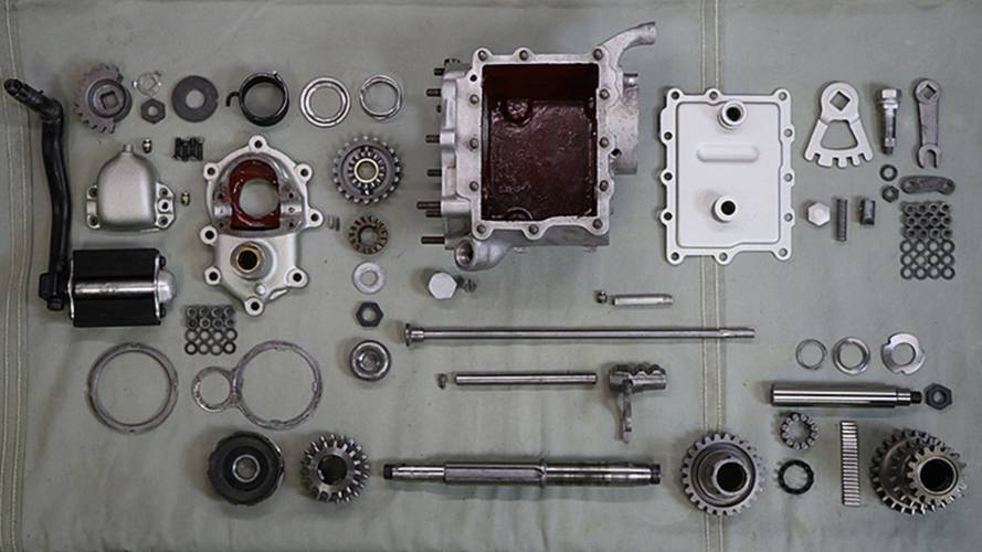 Transmission Primer: 1933 Harley-Davidson VL Three-Speed