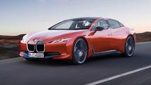 BMW i4 startet 2021 als neuer Tesla-Rivale