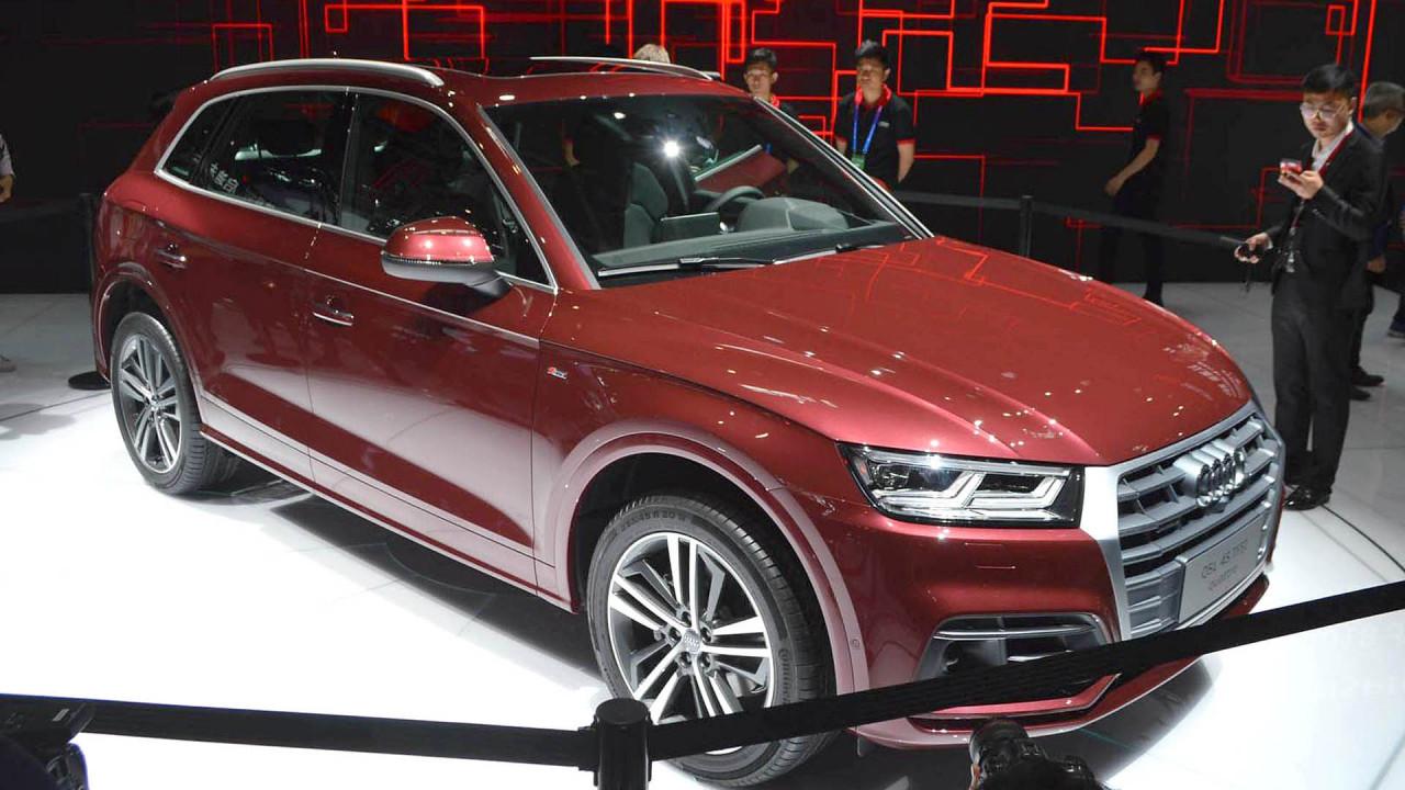 Audi Q5 L