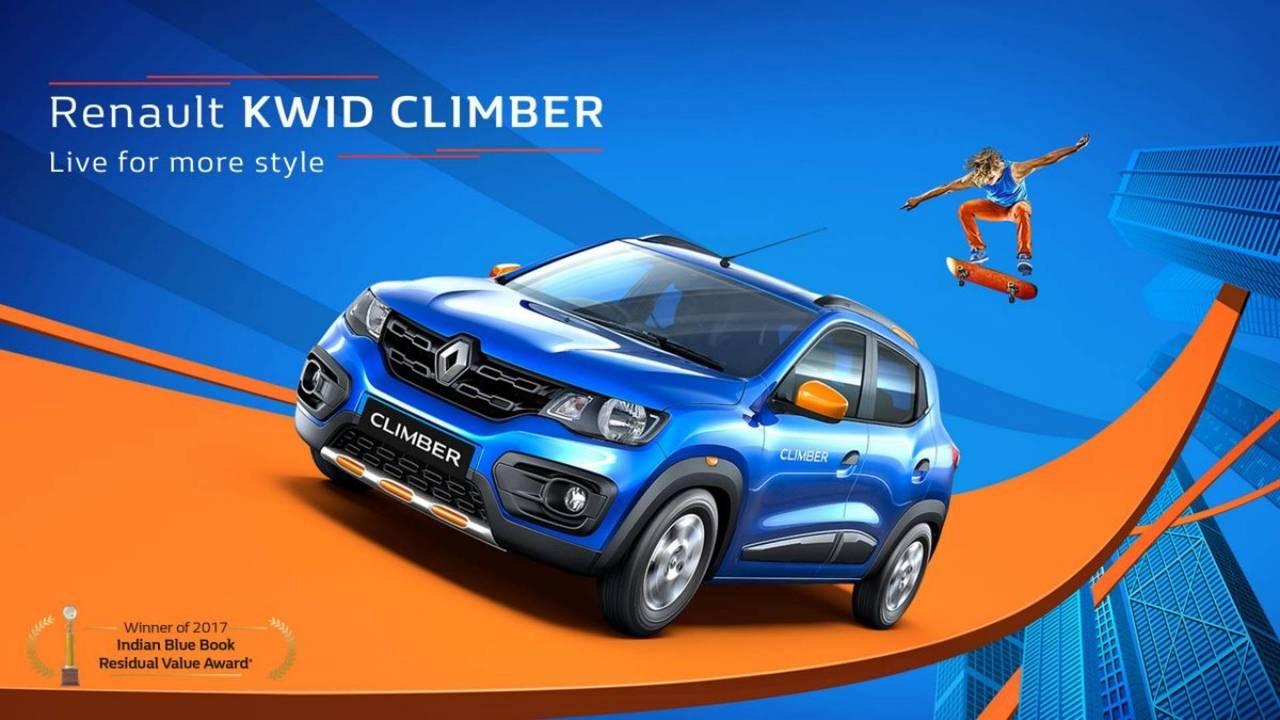 Renault Kwid Climber