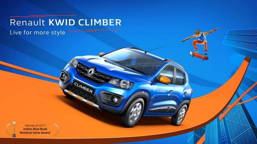 Renault Kwid ganha versão aventureira Climber na África do Sul