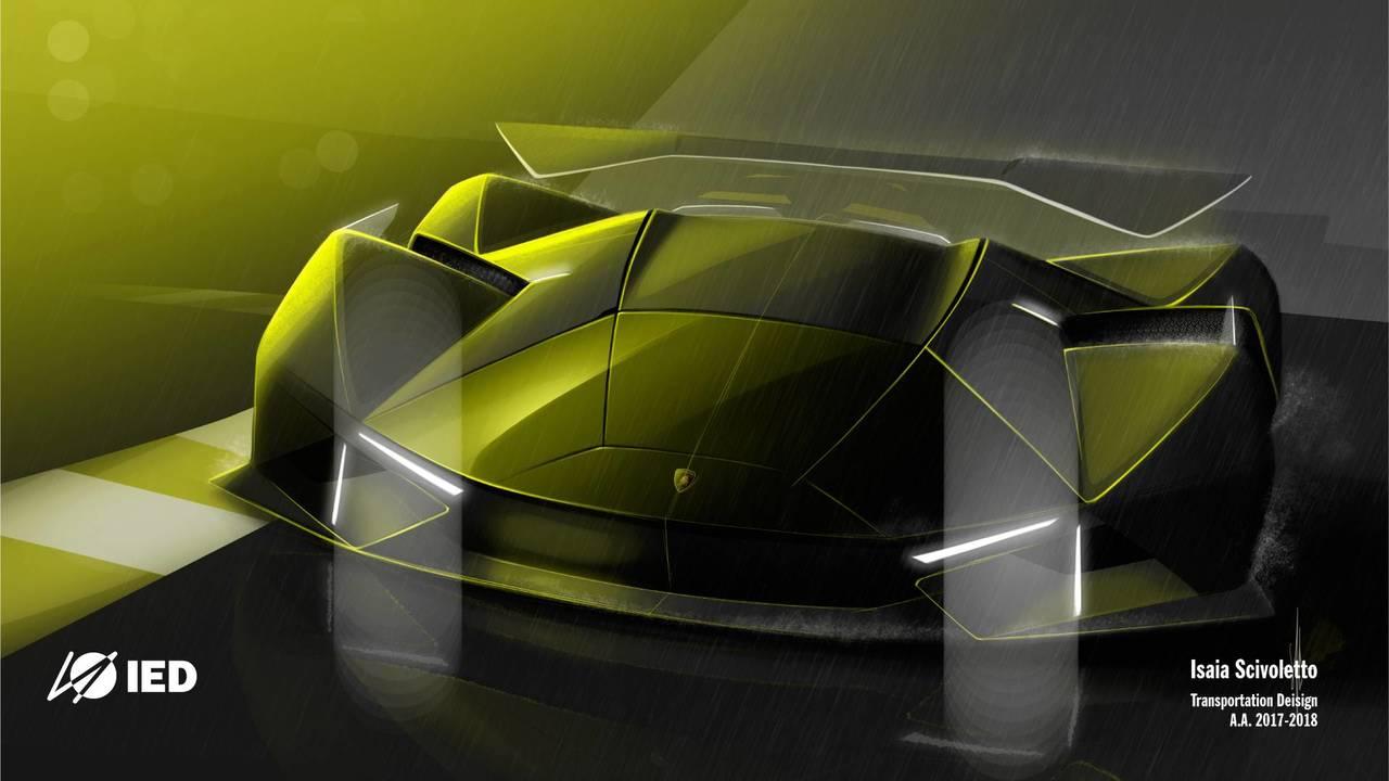 IED e Lamborghini