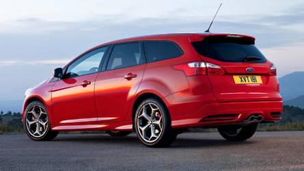 Focus ST Station Wagon