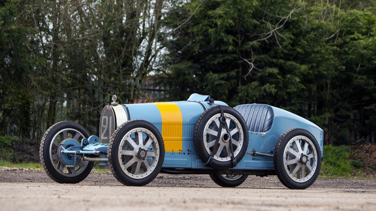 1. Bugatti 35, 1925