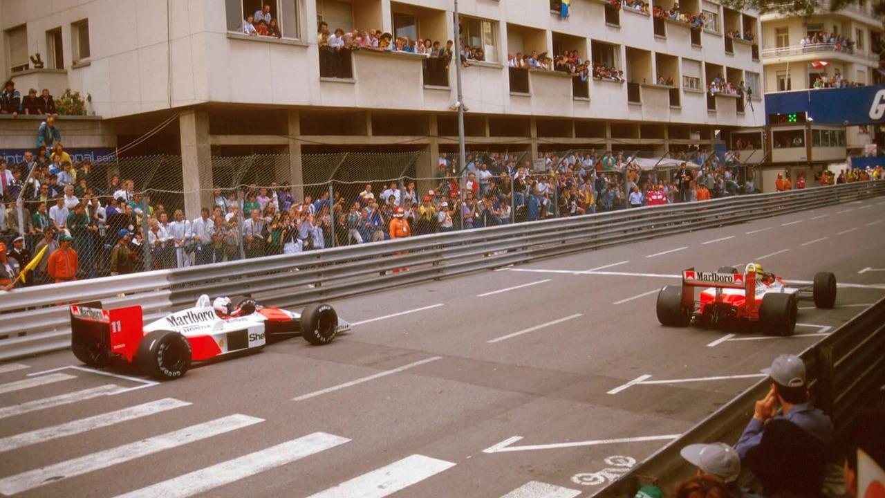 15 mai 1988 - McLaren MP4/4