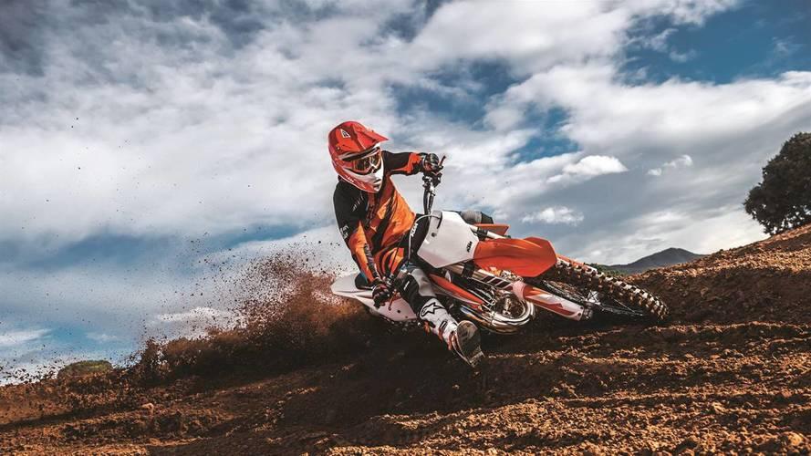 Gama KTM SX 2019