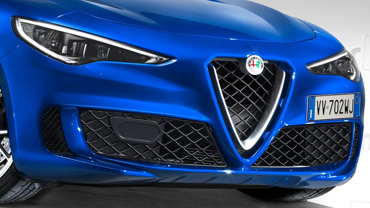 2022 Alfa Romeo Render'ları