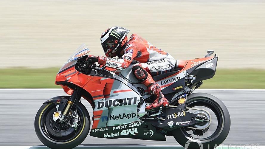 Moto GP: Lorenzo lidera dobradinha da Ducati em Mugello