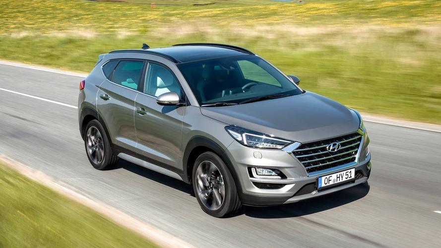 El restyling del Hyundai Tucson 2018 estrena un microhíbrido diésel
