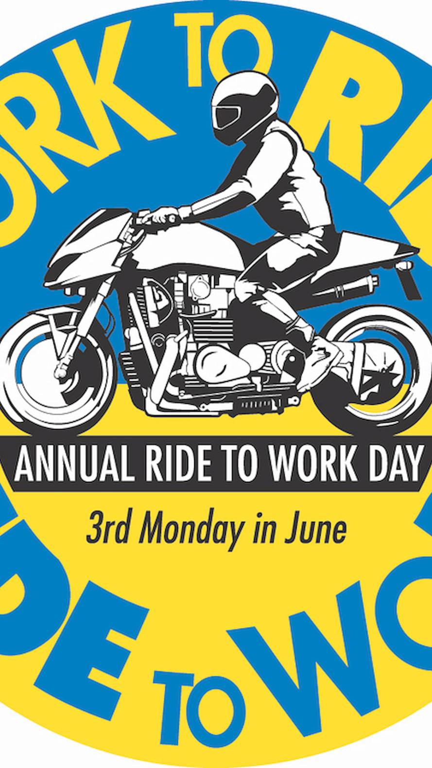 Monday Marks 26th Annual Ride to Work Day
