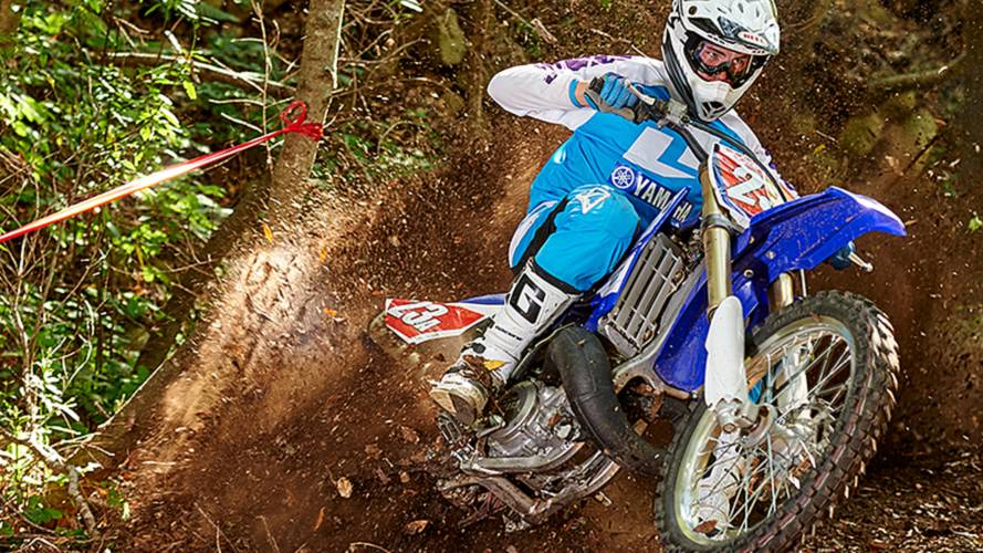 2016 Yamaha Off-Road First Look - Introducing the YZ250X