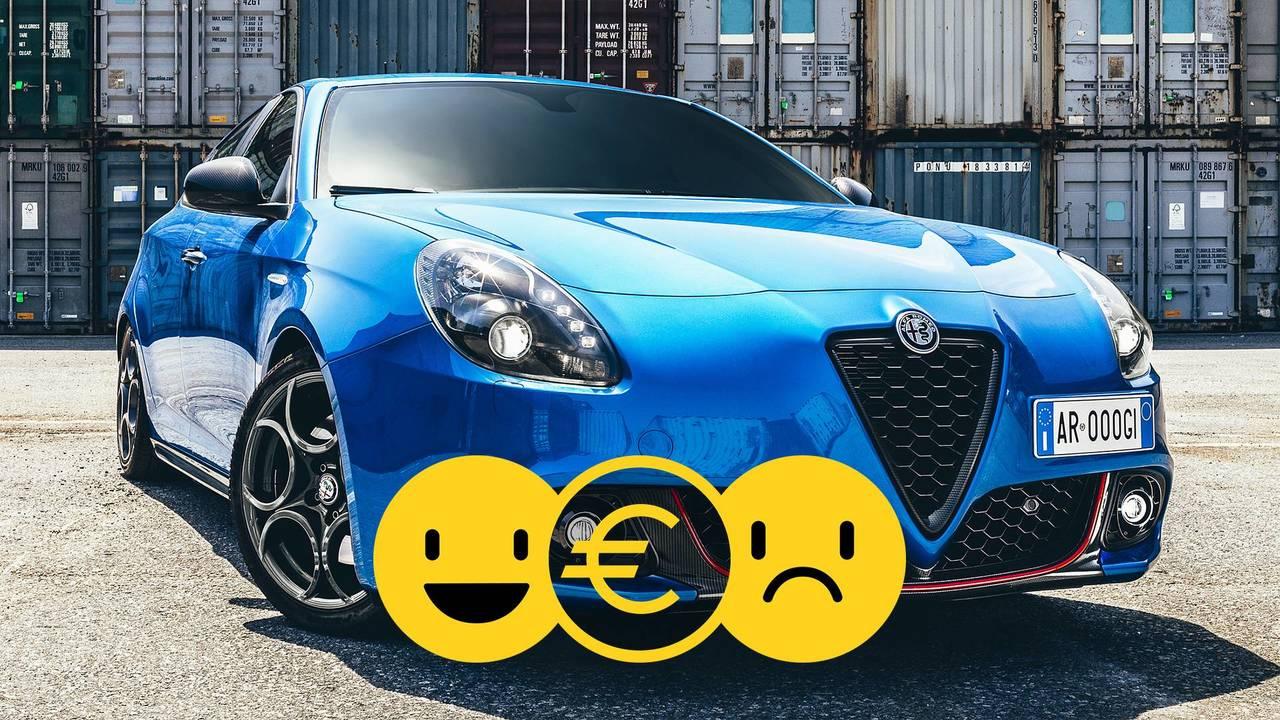 Promozione Alfa Romeo Giulietta