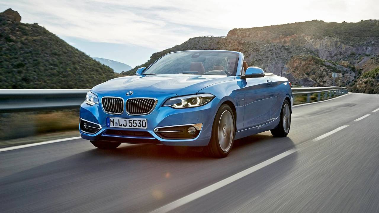 5.- Descapotables: BMW 220d Cabrio 190 CV
