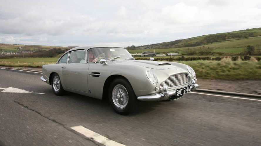 James Bond's Goldeneye Aston Martin DB5 For Sale