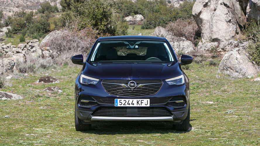 Opel Grandland X 2019: nuevo motor de gasolina