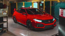 Ja, das ist ein Civic Type R Pick-up
