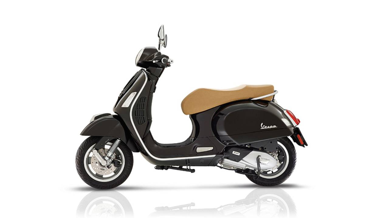 New Vespa GTS 125 and 150