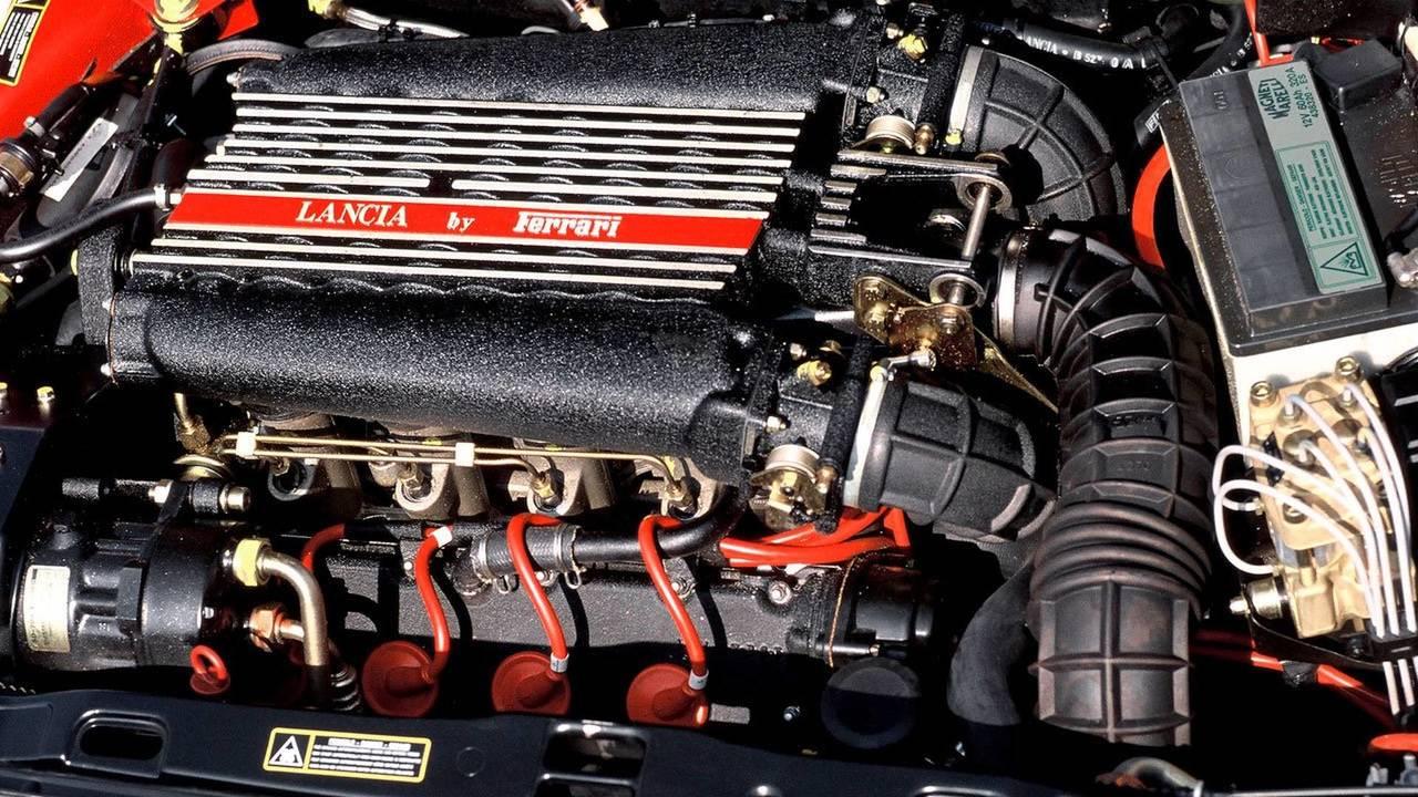 Lancia Thema 8.32 – Ferrari