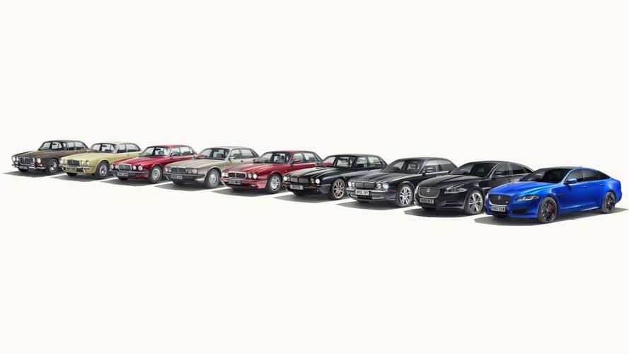 Jaguar XJ50 2018