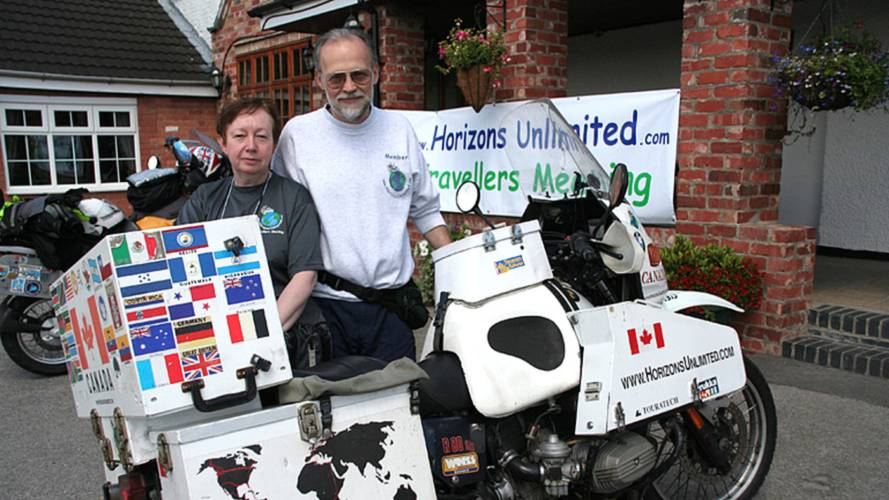 Horizons Unlimited - Helping Bikers Travel the World