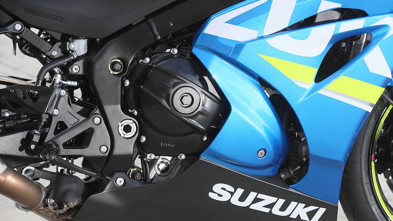Best Gixxer Ever 2017 Suzuki Gsx R1000 First Ride