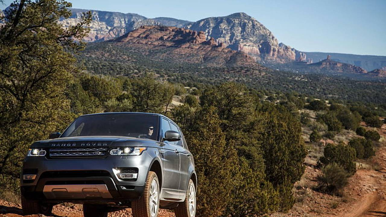Counter-programming: 2016 Range Rover and Range Rover Sport Td6
