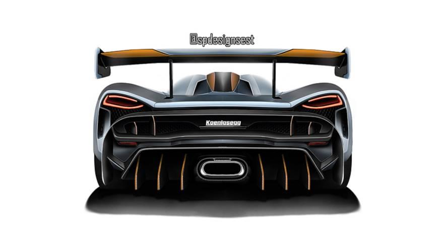 El sucesor del Koenigsegg Agera podría llamarse Ragnarok