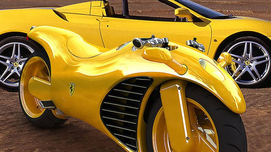 5 Wild Supercar-Inspired Motorcycles