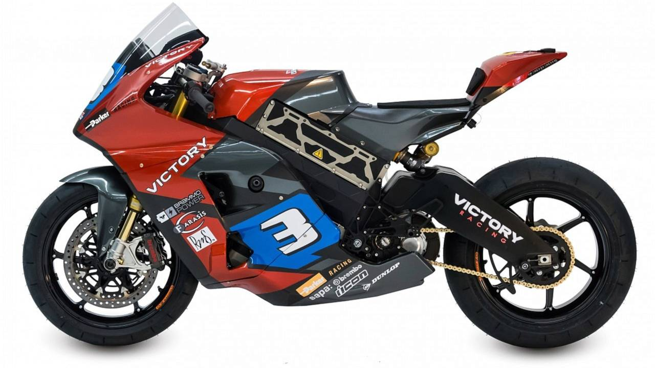 Victory Motorcycles to Race Isle of Man TT Zero