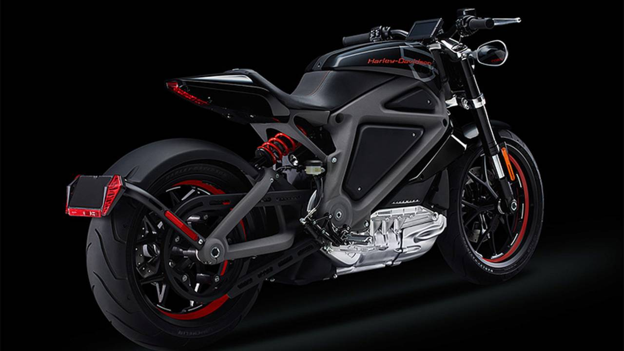 Harley Promises an Electric Bike in 18 Months