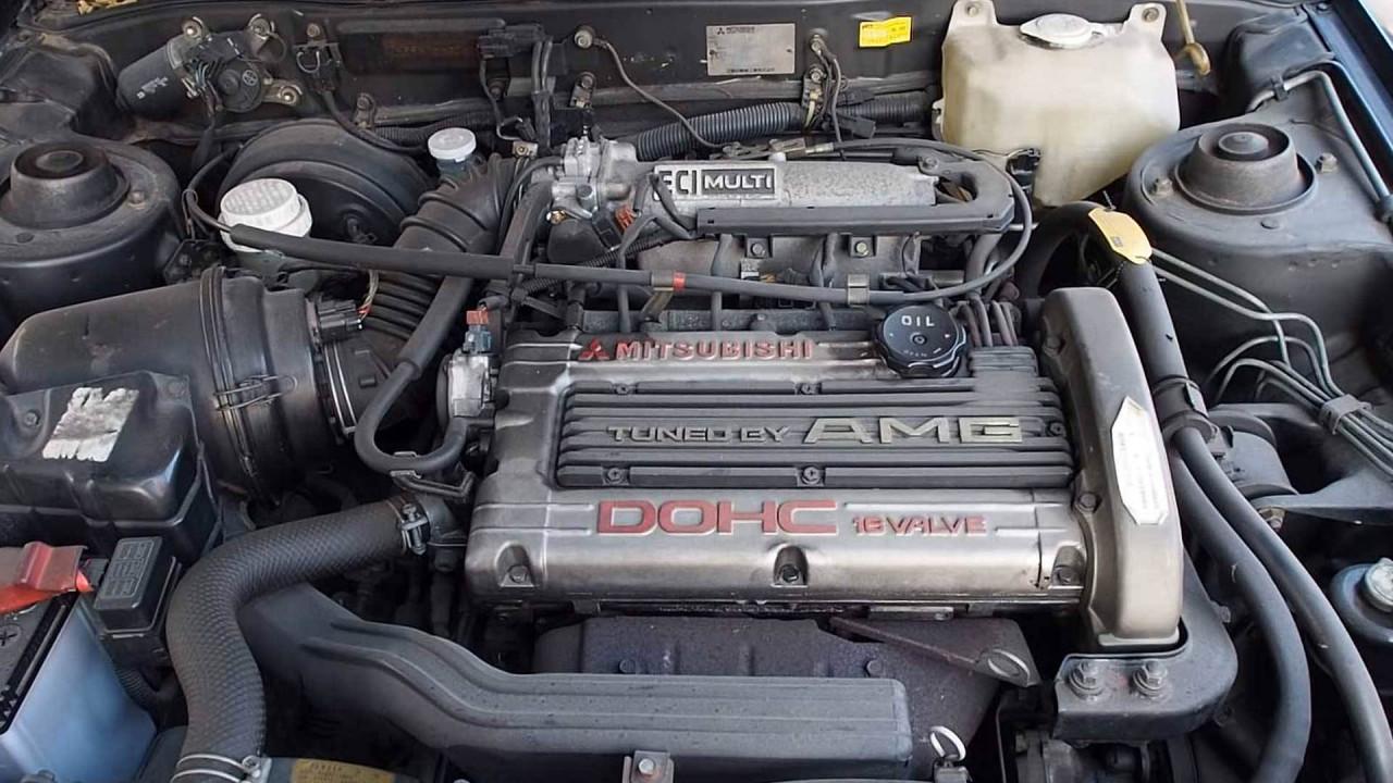 Mitsubishi Galant: AMG