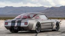 Mega-Mustang im Retro-Look