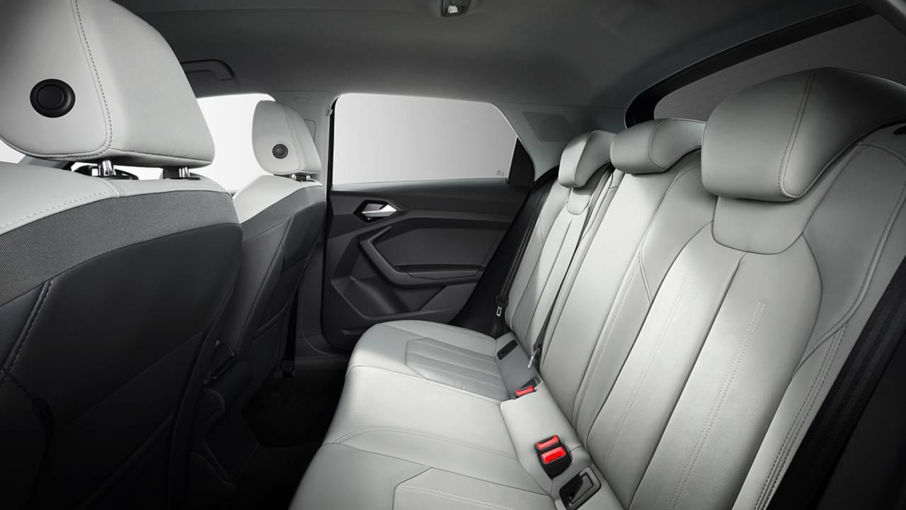 Nuova Audi A1 Sportback