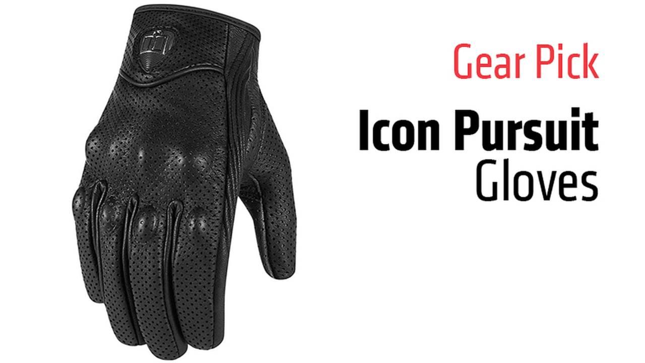 Gear Pick: Icon Pursuit Gloves
