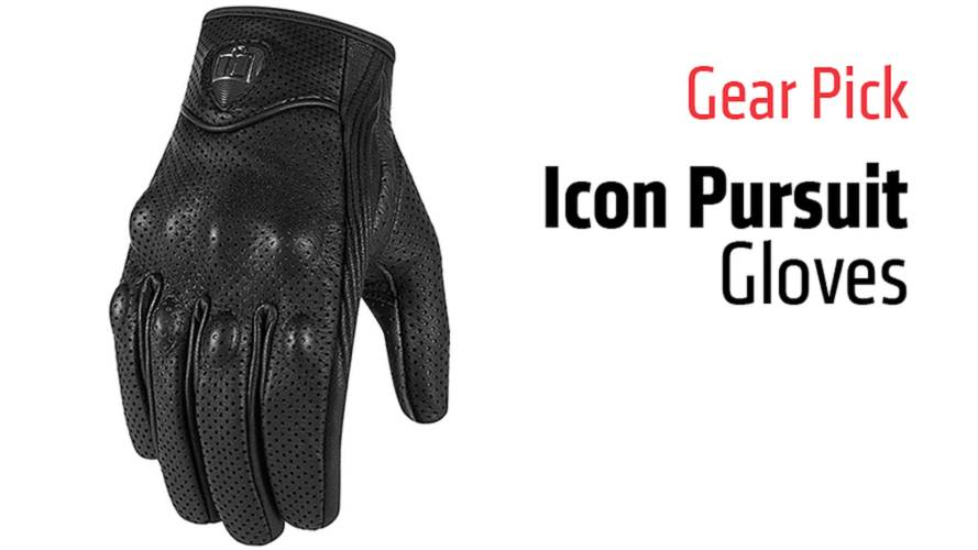 Gear Pick: Icon Pursuit Gloves