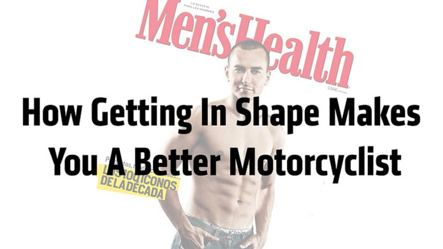 How Getting In Shape Makes You A Better Motorcyclist - One Man's Story