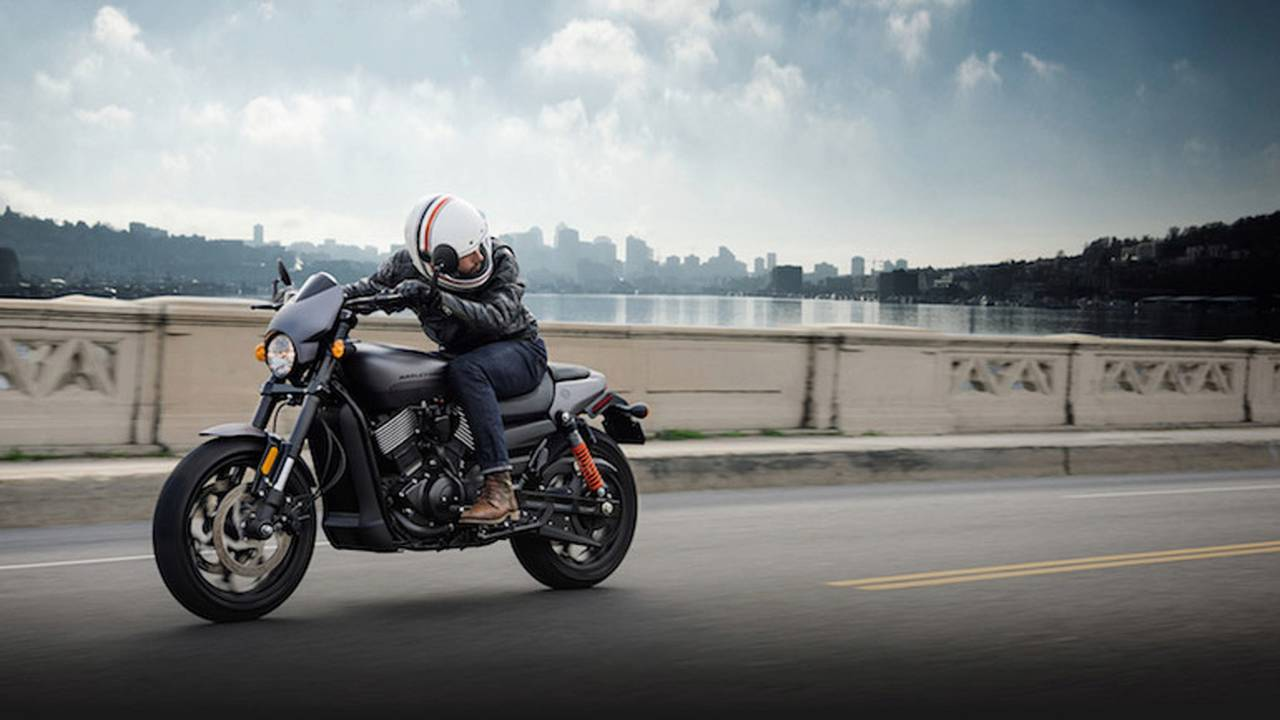Harley-Davidson Introduces New Model –And it's Not a Cruiser!