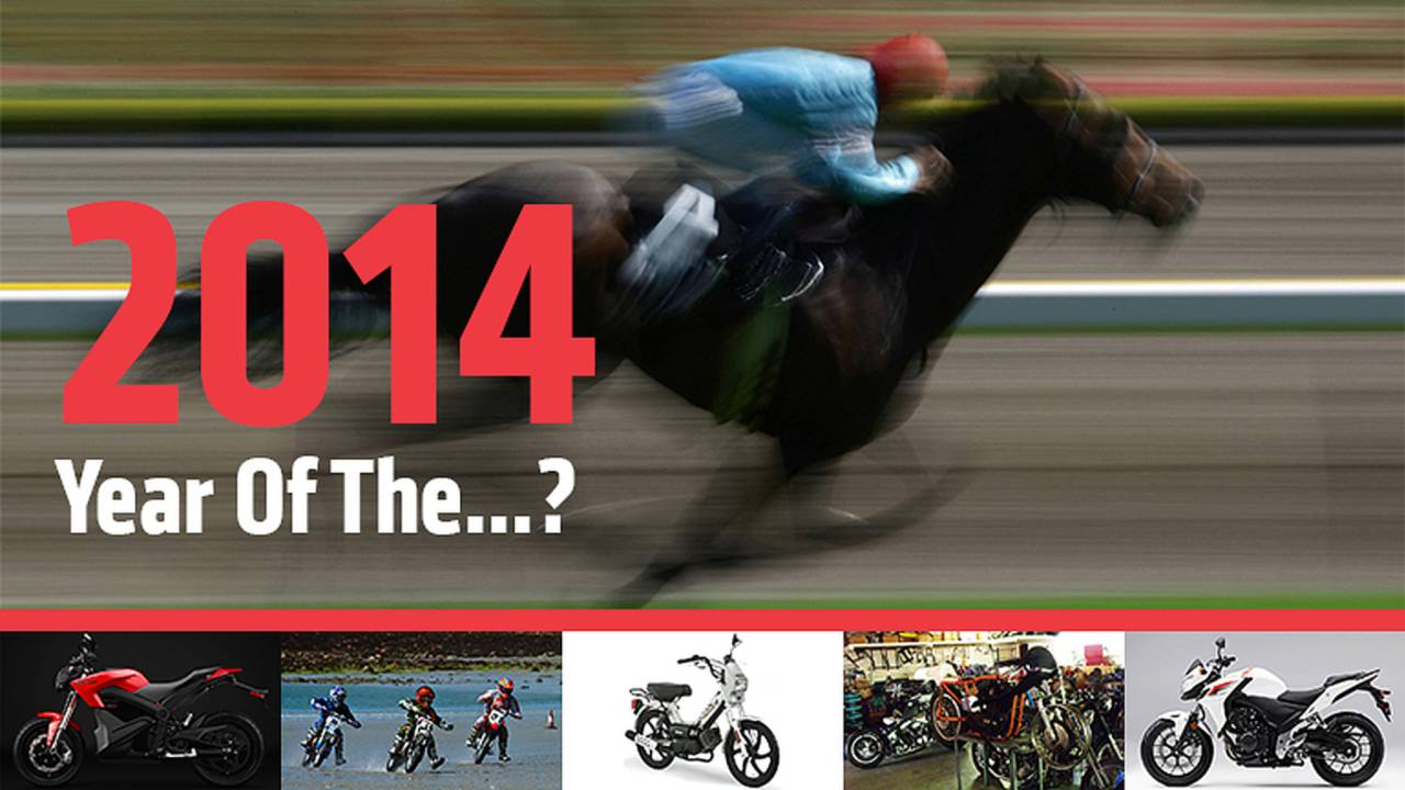 2014: Year Of The…?