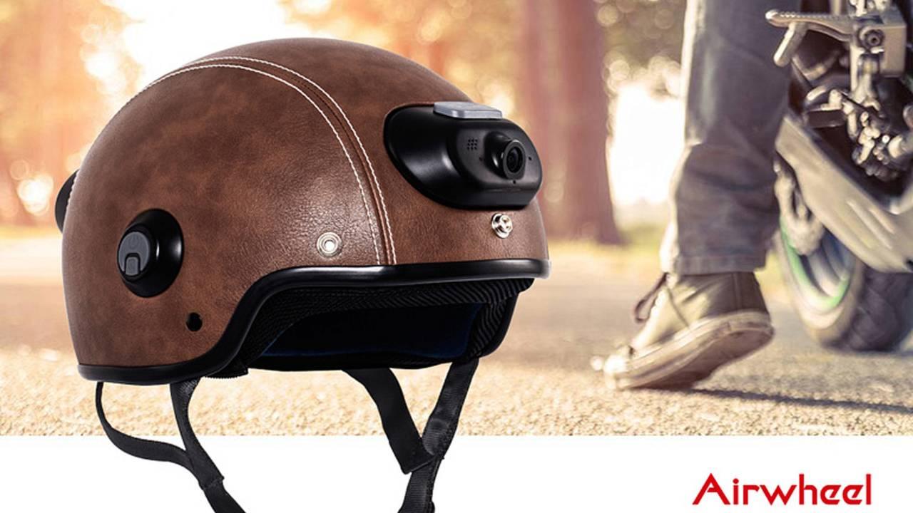 Airwheel Announces the C6 Camera Helmet