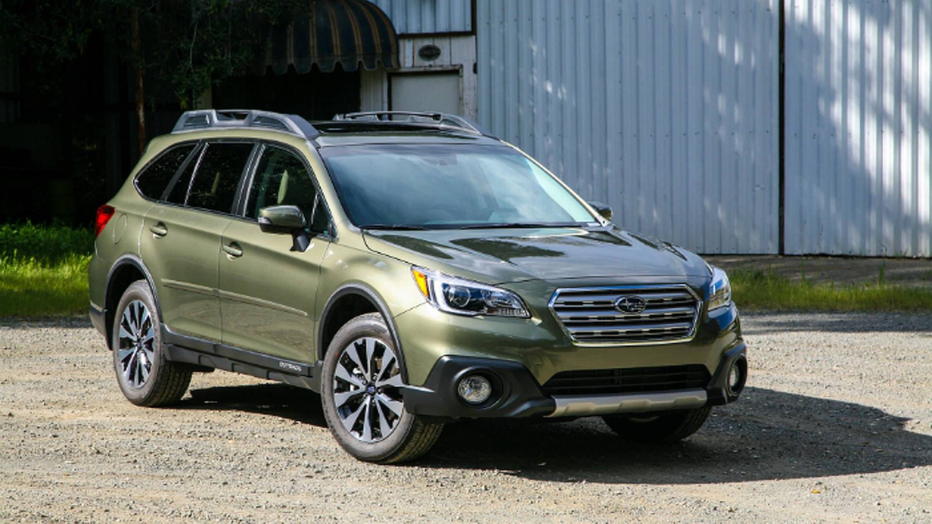 2015 Subaru Outback 2 5i Limited Review