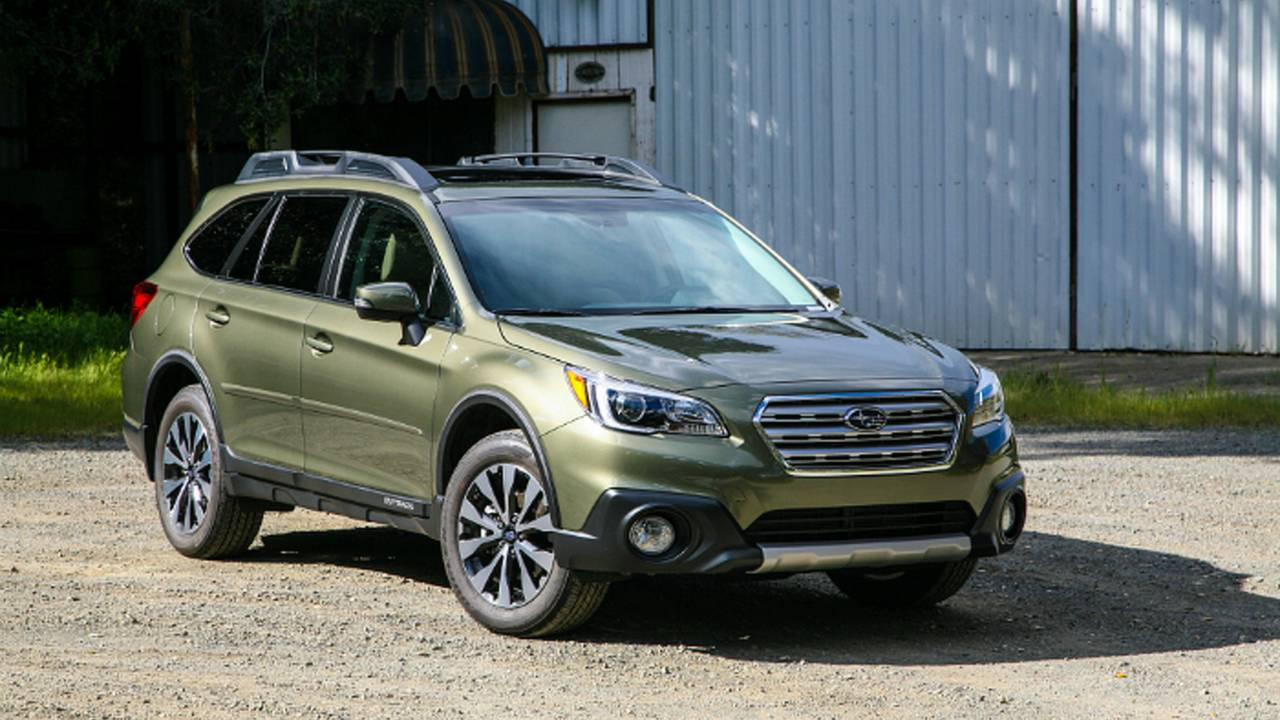2015 Subaru Outback 2.5i Limited Review – Longterm Test Introduction