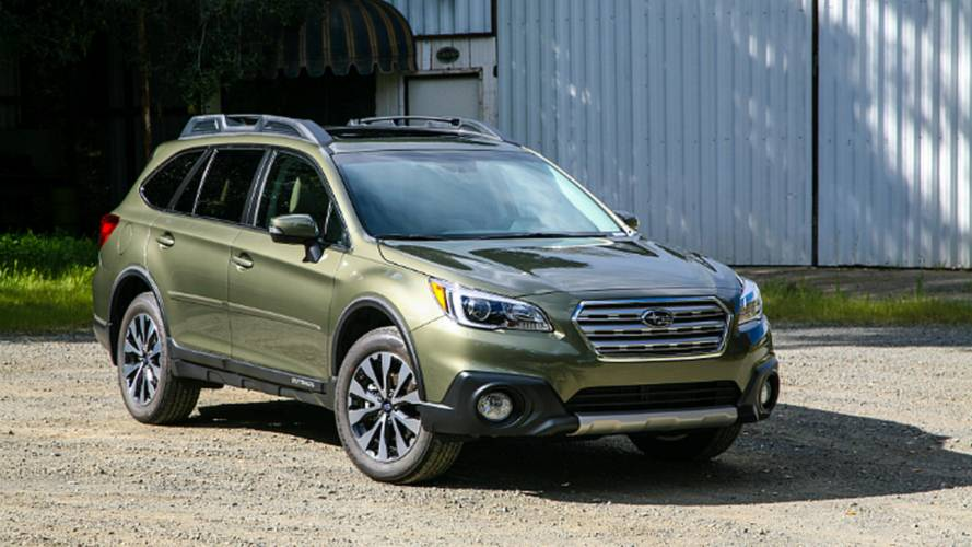 2015 Subaru Outback 2.5i Limited Review