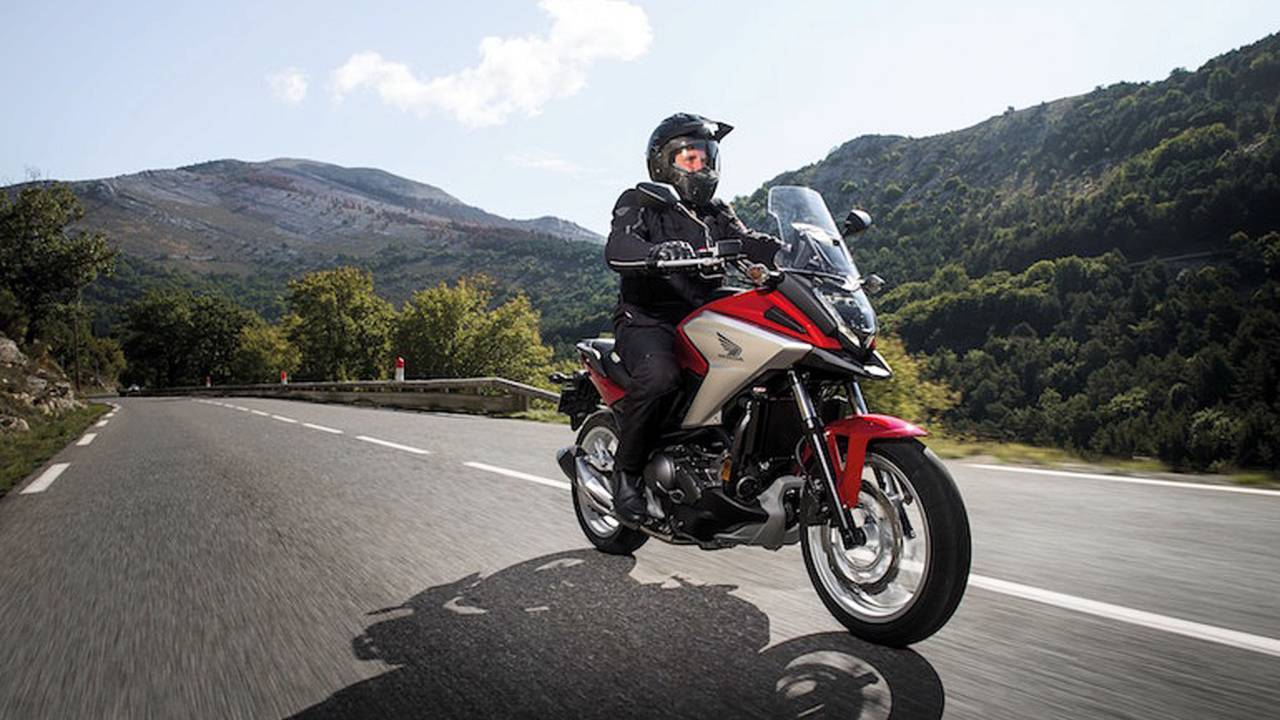Riding on the Wrong Side: Low-Speed Thrills