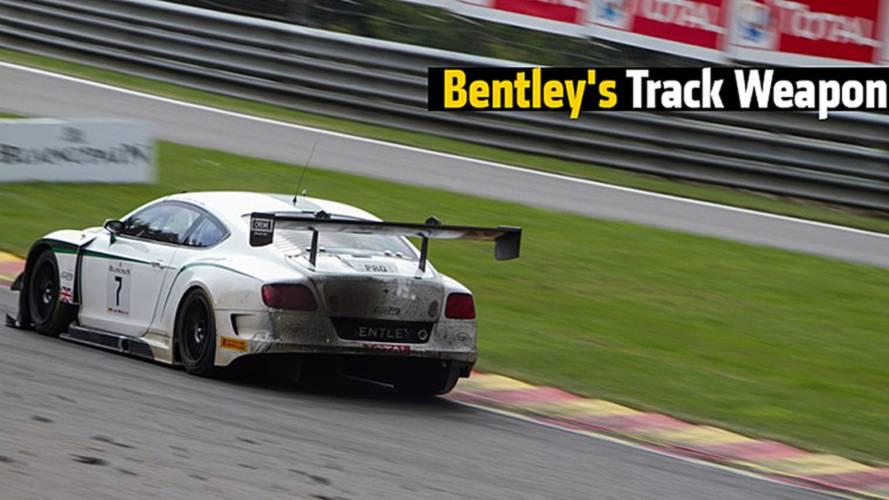 Bentley's Track Weapon